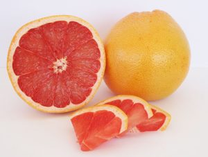Crimson Red Grapefruit