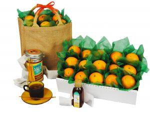 Oranges and Tea
